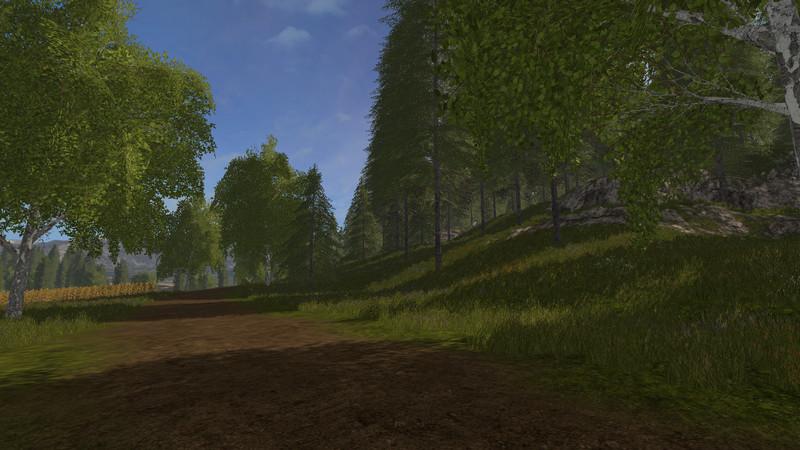 GOLDCREST VALLEY V 2 1 LS17 - Farming simulator 17 / 2017 mod