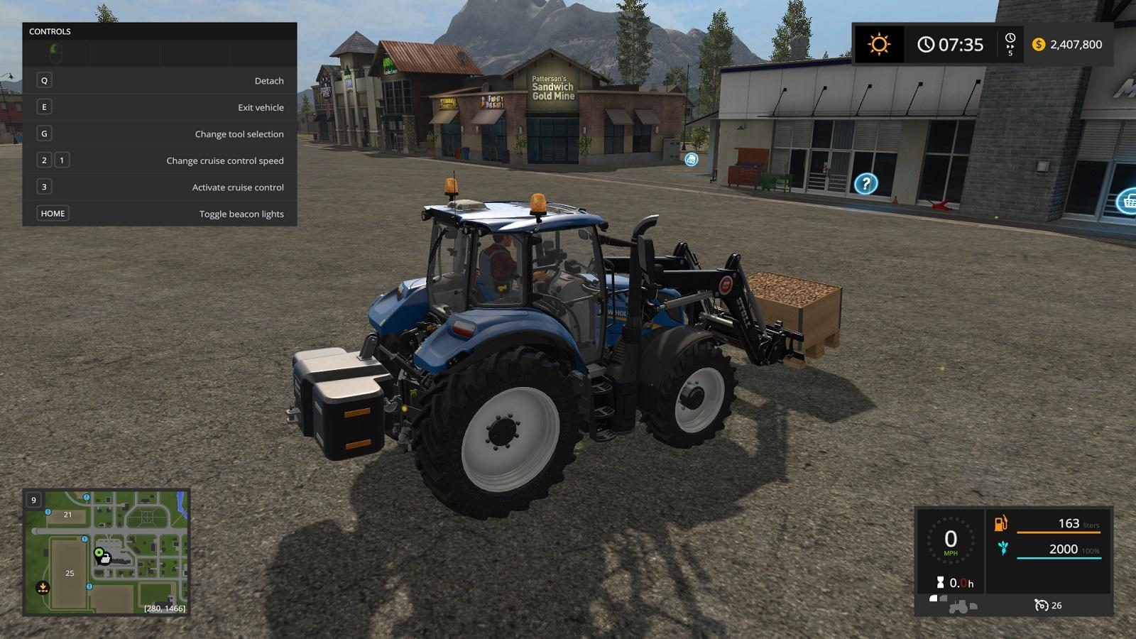 fs17 how to make suger