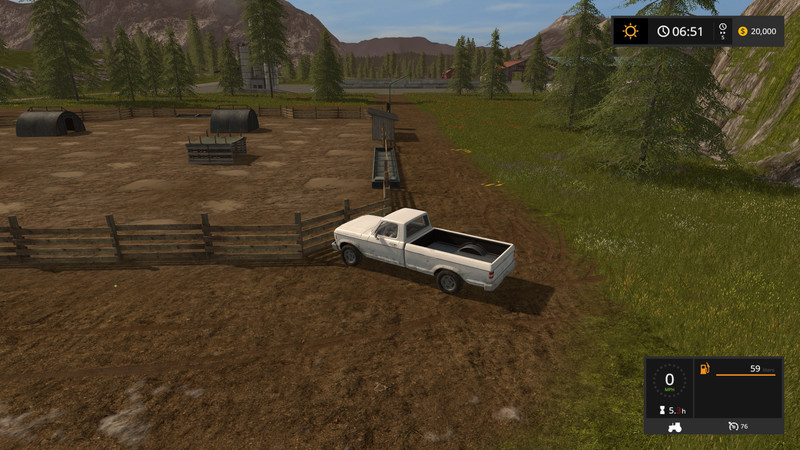 Goldcrest Valley II V 2 0 0 0 MAP - Farming simulator 17