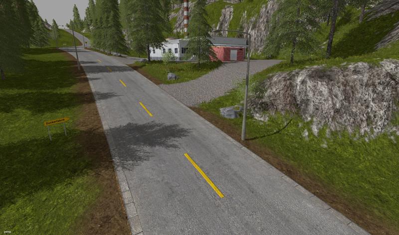 Goldcrest Valley XXL Hof V 3 0 MAP - Farming simulator 17