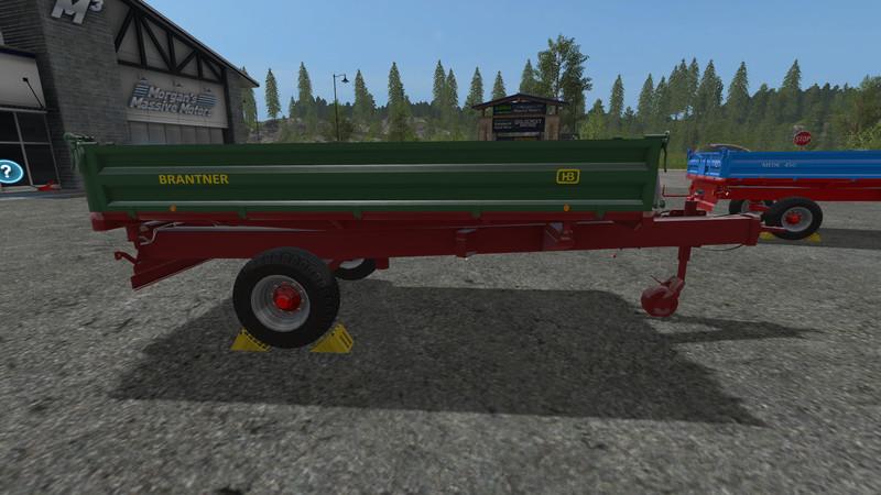 universal 1achs kipper pack ls17 farming simulator 17. Black Bedroom Furniture Sets. Home Design Ideas