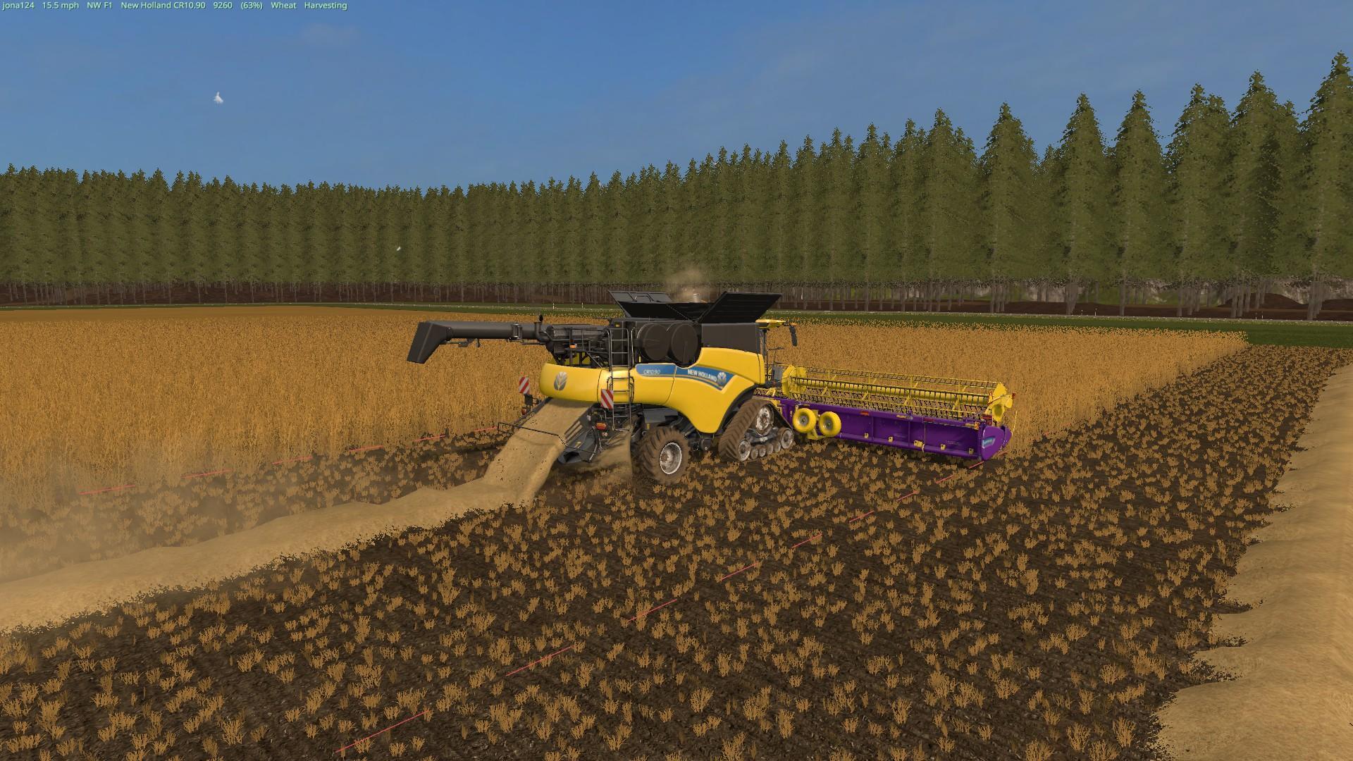 North Wind Farms v1 2 FS2017 - Farming simulator 17 / 2017 mod
