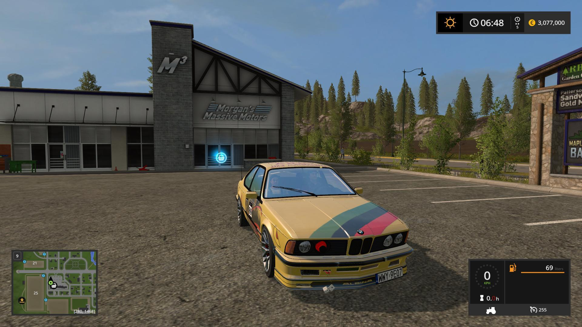 Mods For Brand New Cars