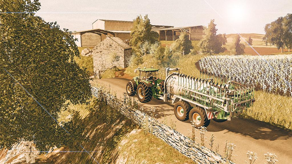 Le bout du monde fs17 farming simulator 17 2017 mod for Au bout du monde decoration