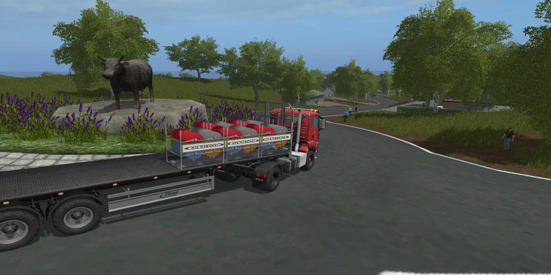 Giants LS09 Edited V 1 MAP - Farming simulator 17 / 2017 mod