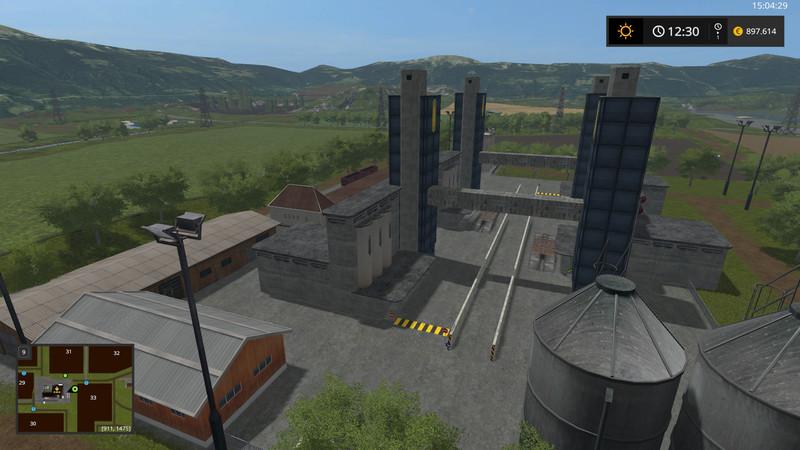 Südhemmern Private Edition V 12 MAP (8) - Farming simulator