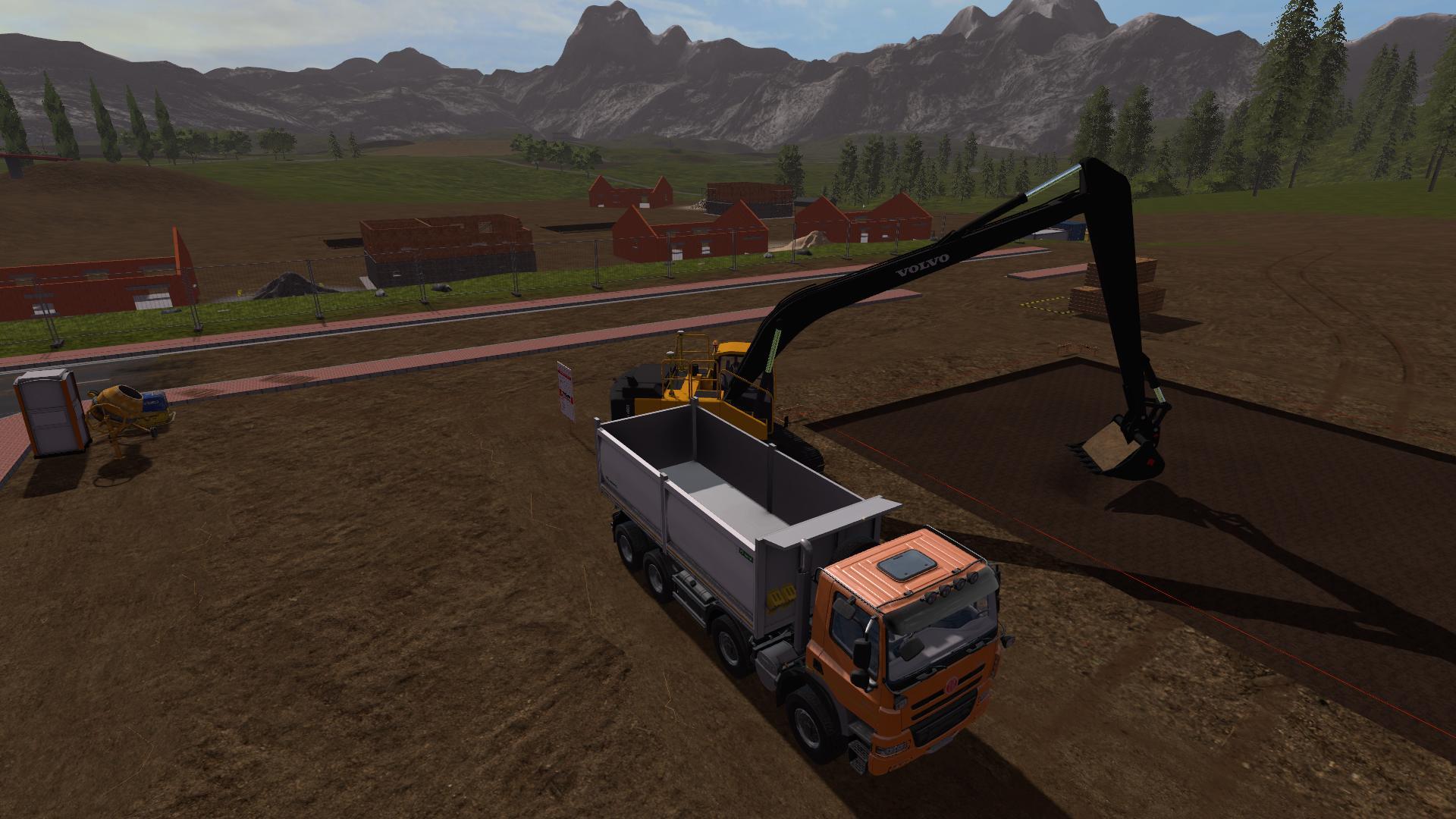 The Buffalo Quarry Beta V1 1 Map Farming Simulator 17 2017 Mod