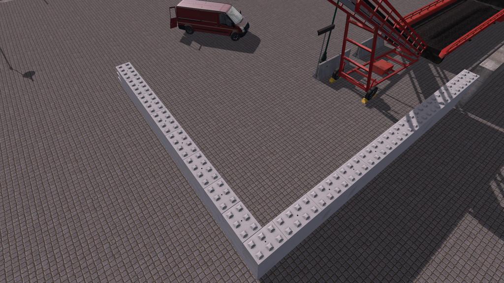 Concrete Blocks Fs17 Farming Simulator 17 2017 Mod