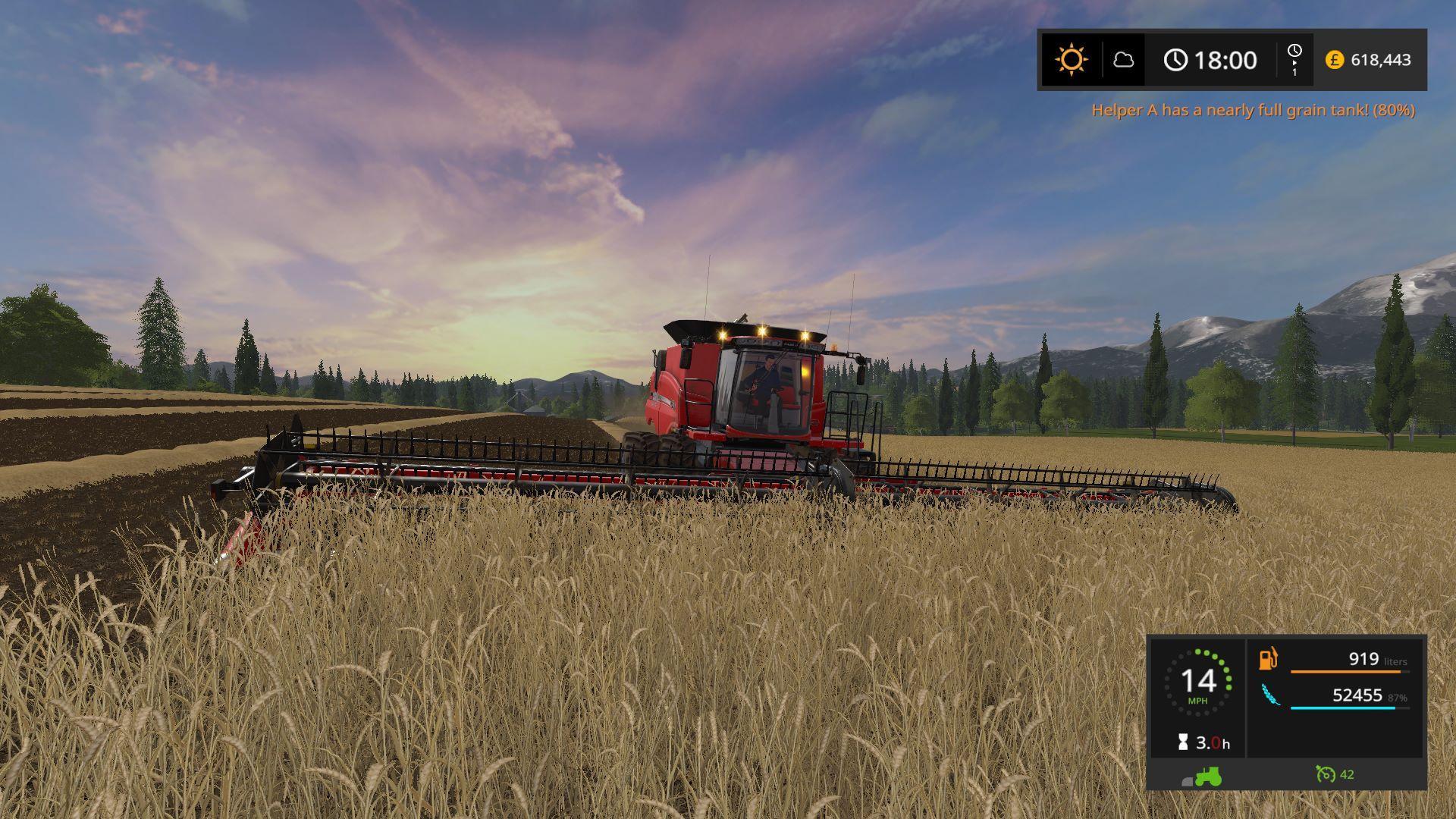 BEAVER CREEK V1C SEASONS FS17 - Farming simulator 17 / 2017 mod