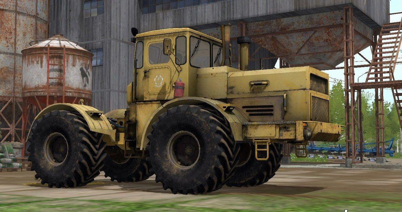 K 700a tractor fs17 farming simulator 17 2017 mod for Ptz 2017 simulation