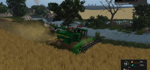 Alberta Saskatchewan Canada   Farming simulator 17 / 2017 mods