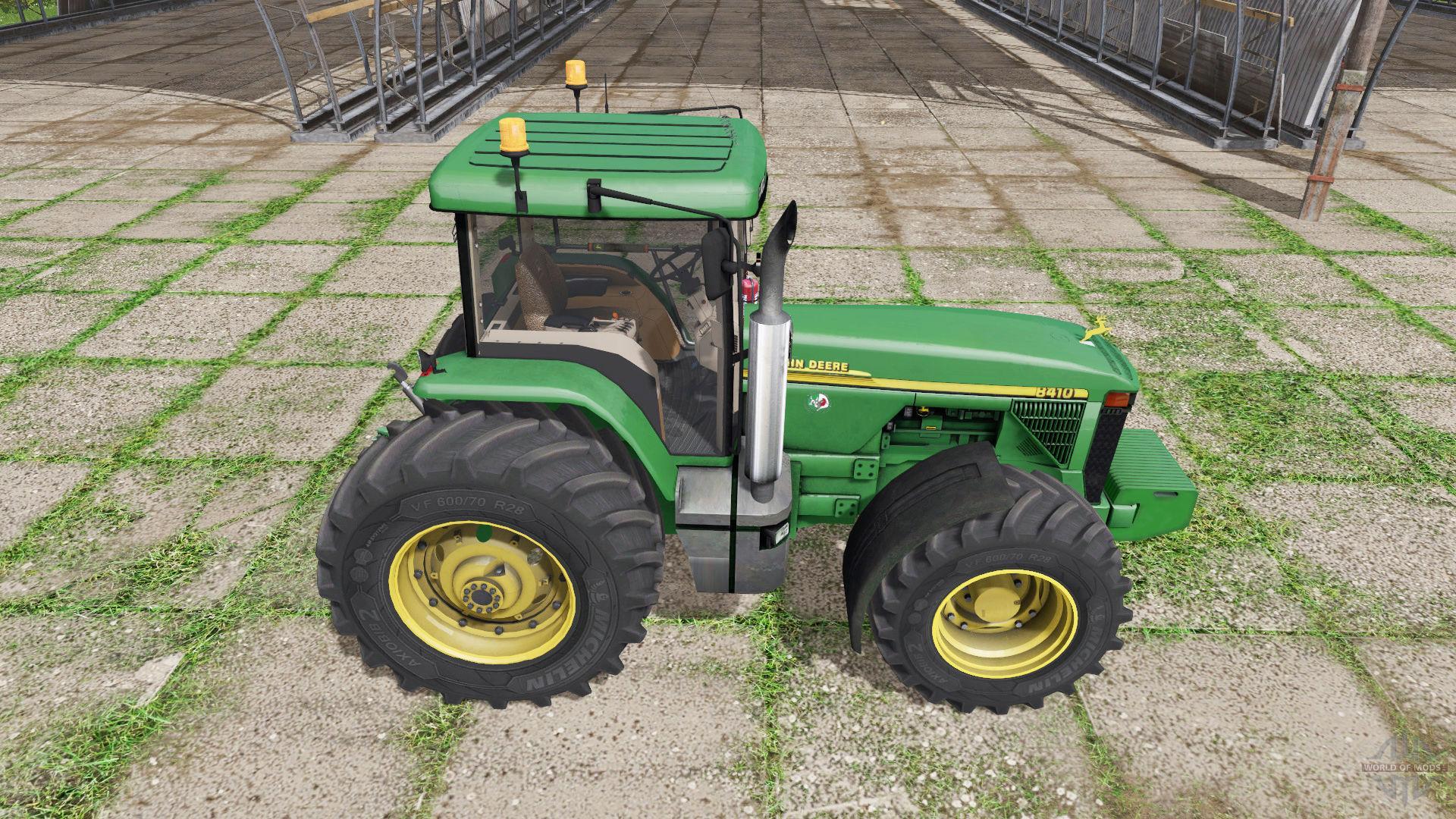 John Deere 8410 V3 3 6 9 Fs17 Farming Simulator 17