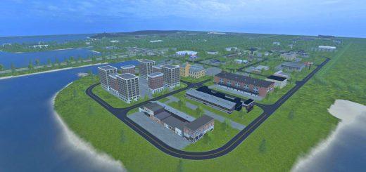 Fire Station - Farming simulator 17 / 2017 mods | FS, LS 17 mods