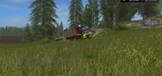 Antos Fire Department Skin Fictional V 1 0 FS17 - Farming