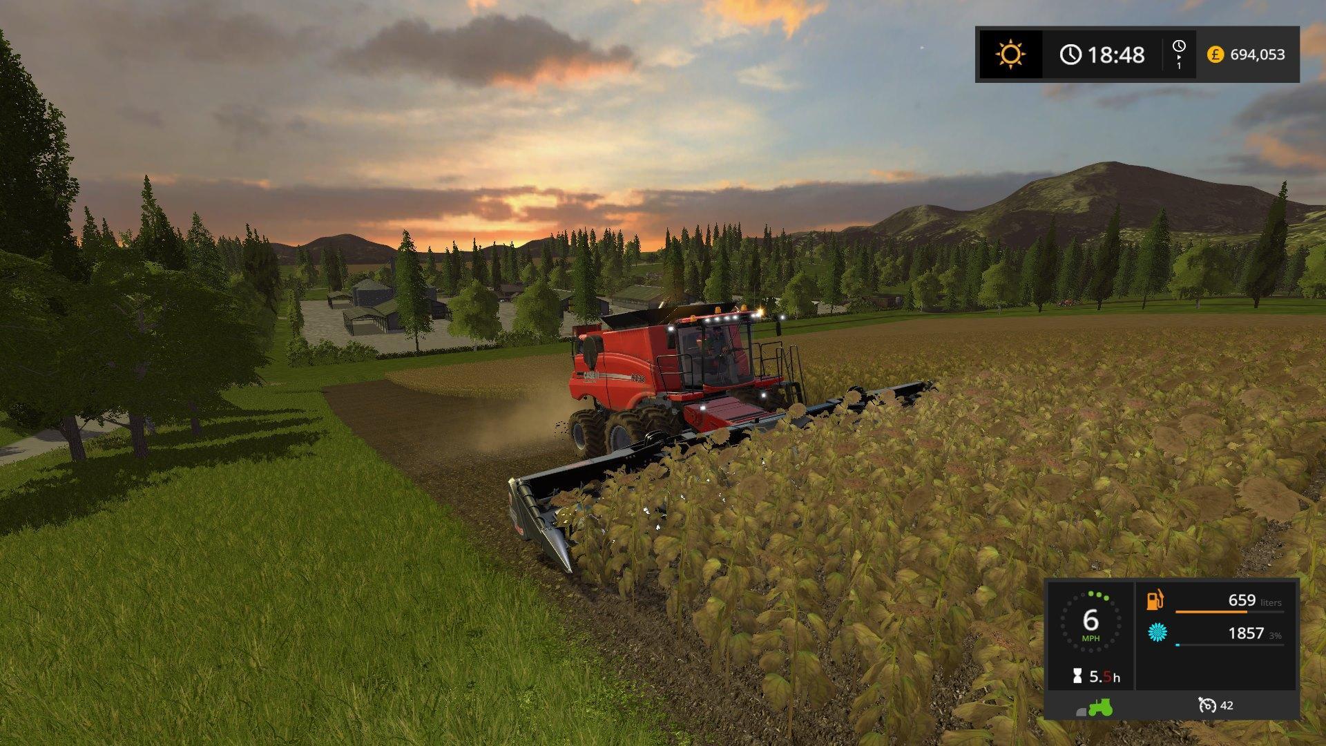 BEAVER CREEK SEASONS V1D FS17 - Farming simulator 17 / 2017 mod