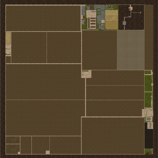 Broad Acres 16x Australian Map Official Version V 2 Fs17