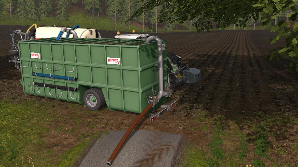 Hose System 1 1 0 0 FS17 - Farming simulator 17 / 2017 mod