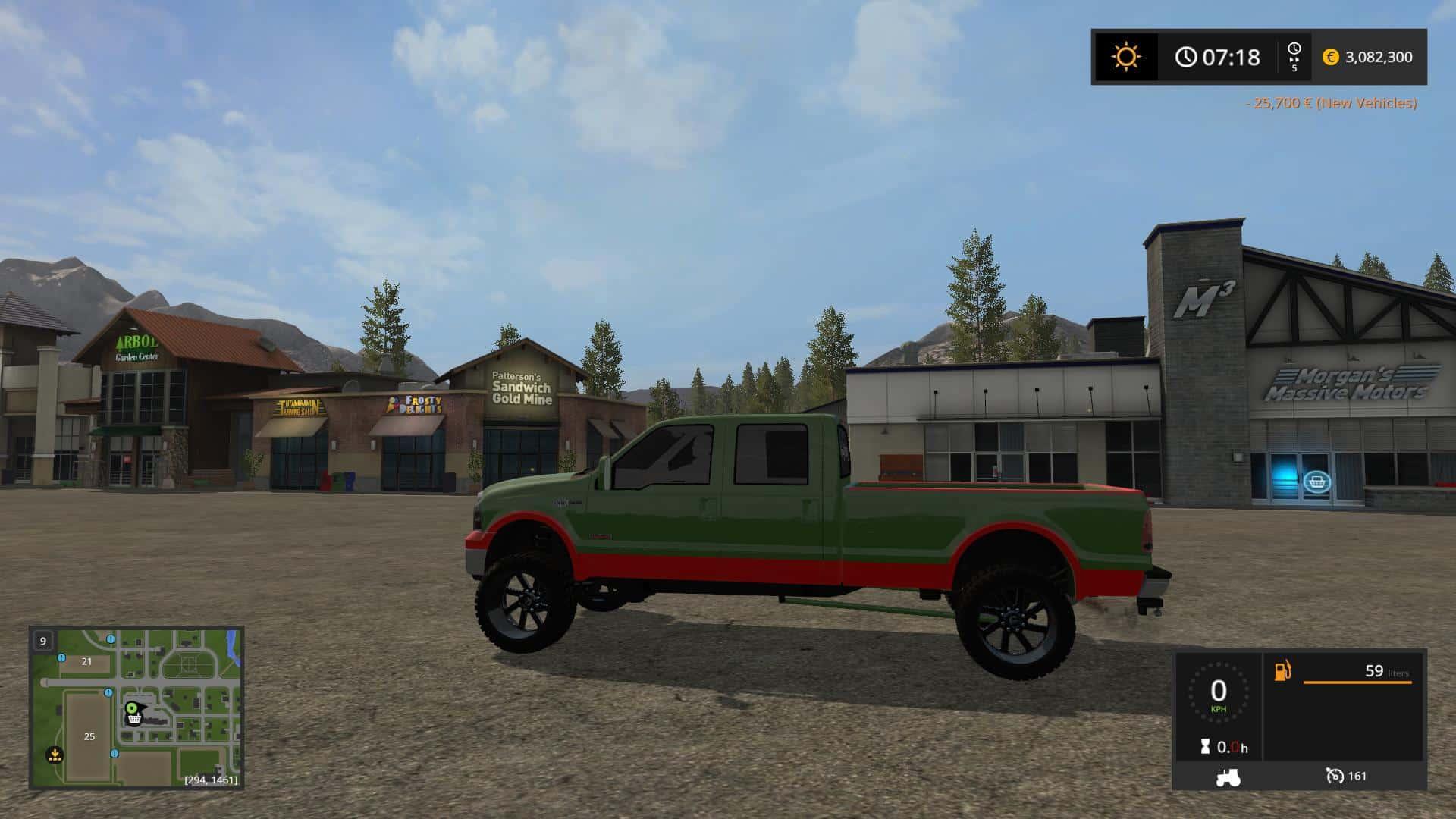 ford    fs farming simulator   mod