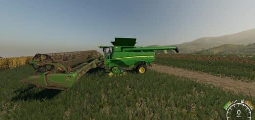 Iconik Ideal Harvester v2 0 FS19 - Farming simulator 17 / 2017 mod