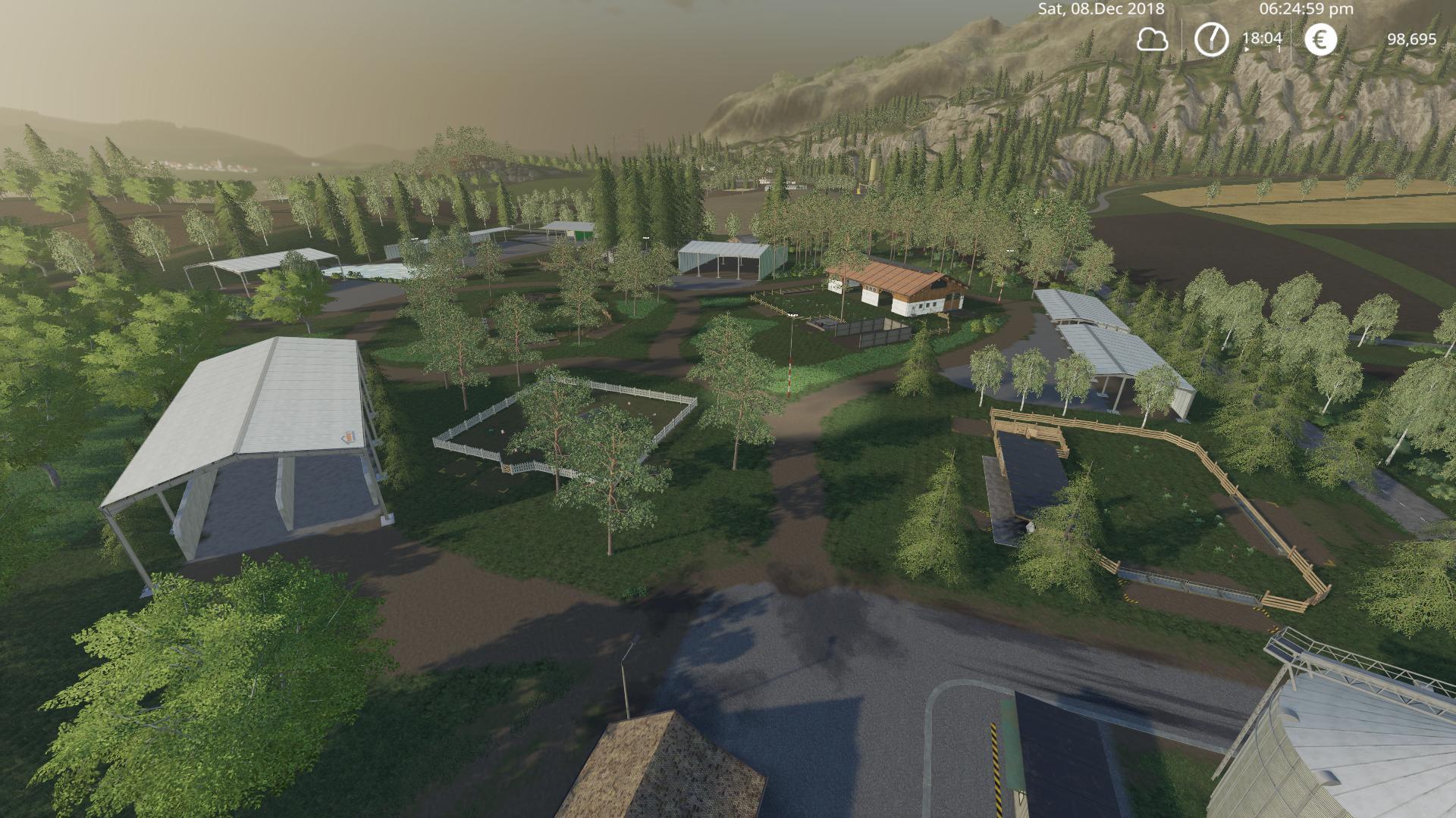 ETA La Prairie Ardennaise v1 0 0 1 Map LS19 - Farming simulator 17