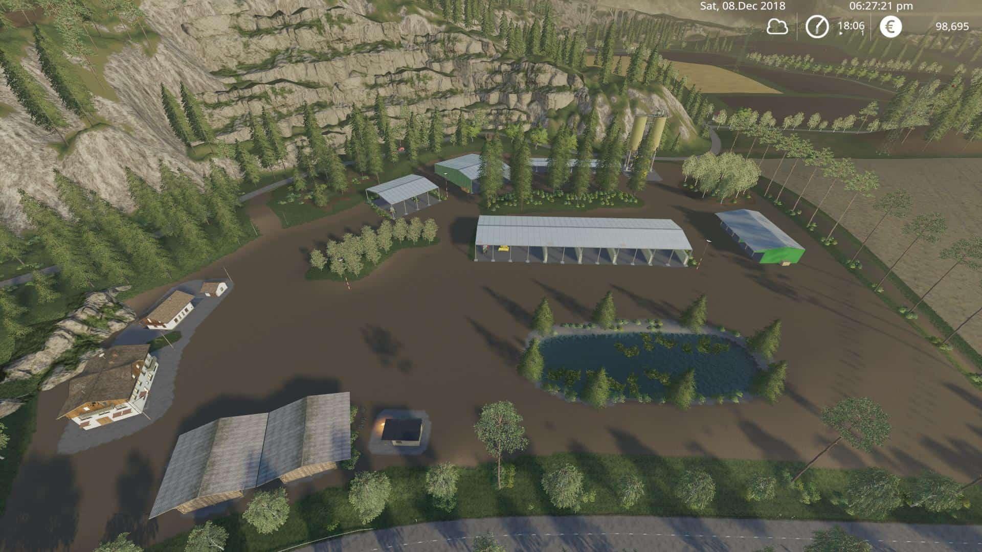 ETA La Prairie Ardennaise v1 0 Map Mod - Farming simulator 17 / 2017 mod
