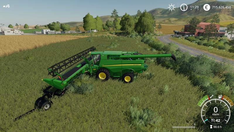 Maurer Manufacturing M48 HD v2 0 Trailer LS 19 - Farming