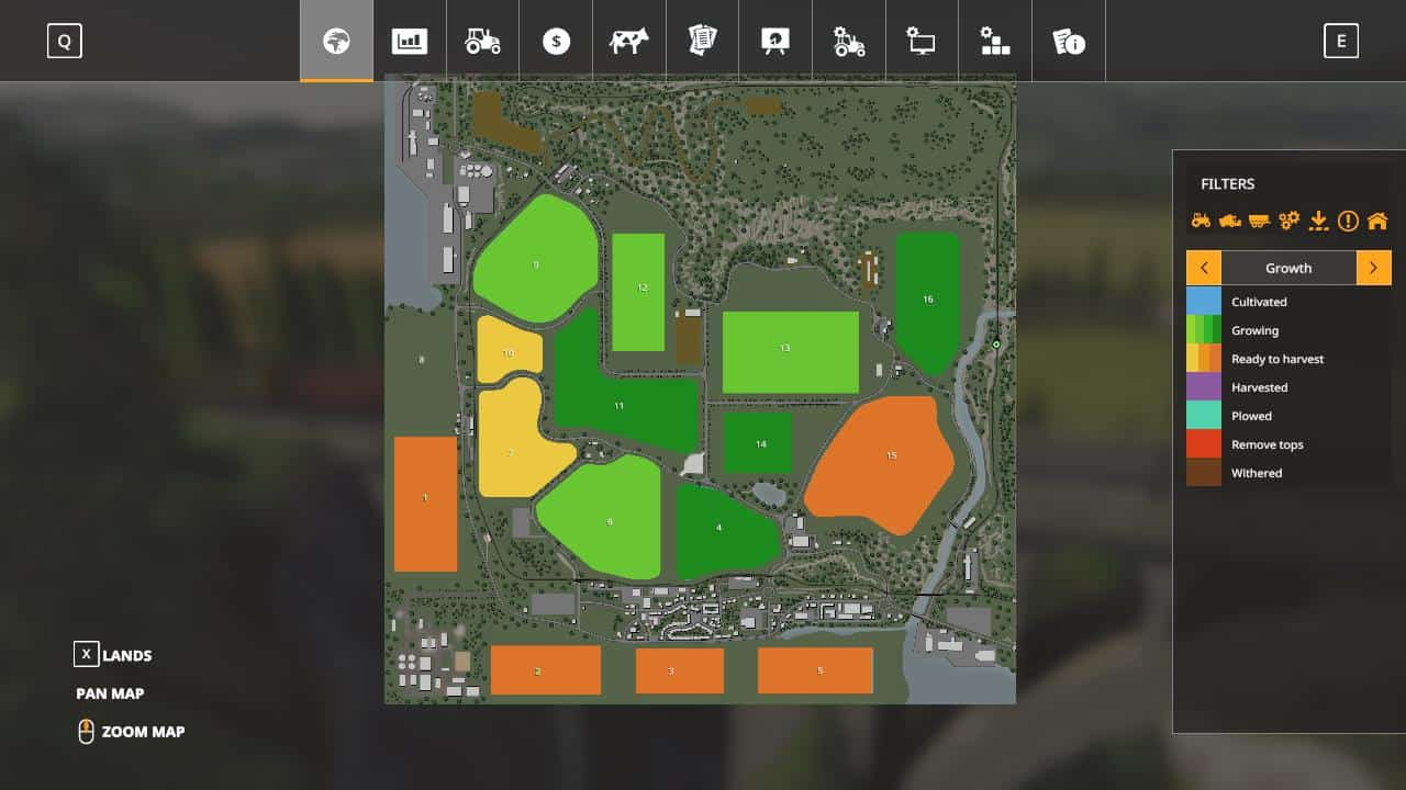 Fenton Forest Map Mod - Farming simulator 17 / 2017 mod on