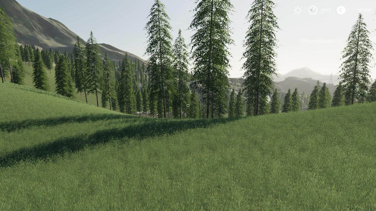 Fenton Forest Map Mod - Farming simulator 17 / 2017 mod