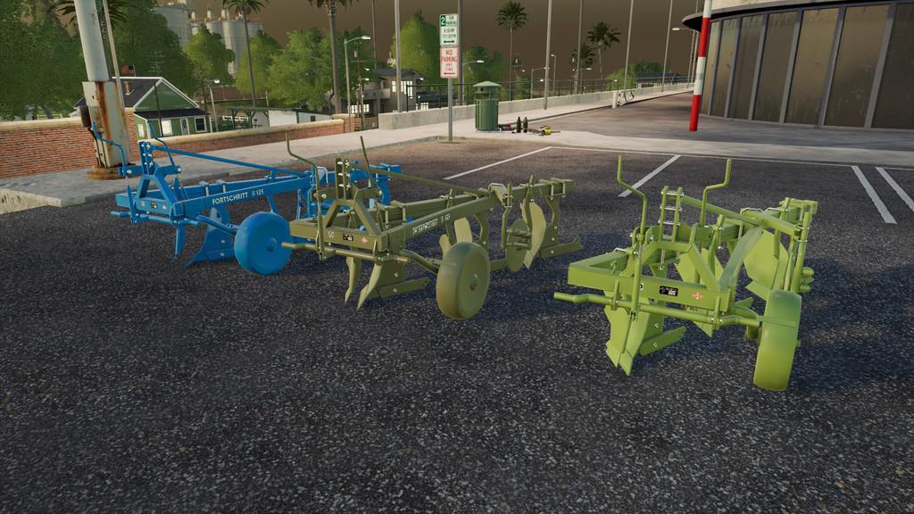 Fortschritt B-125 v1 0 0 0 FS 19 - Farming simulator 17 / 2017 mod