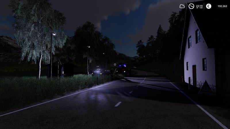 Placeable fire service with light and sound v1 0 FS 2019