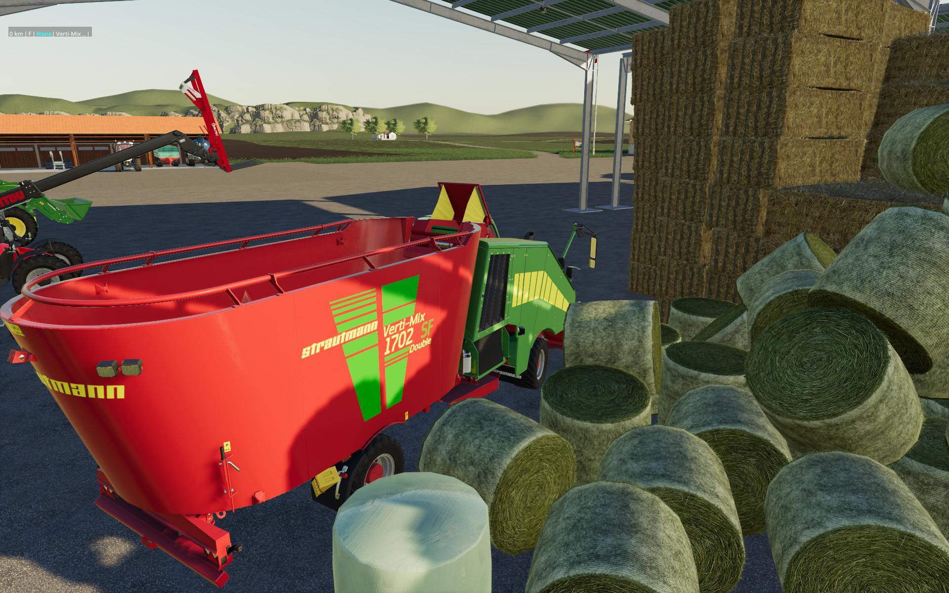Strautmann VertiMix 1702 Autoload v1 0 0 0 FS19 - Farming