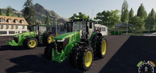 Fendt Favorit 700/800 Vario Pack v2 0 1 LS19 - Farming