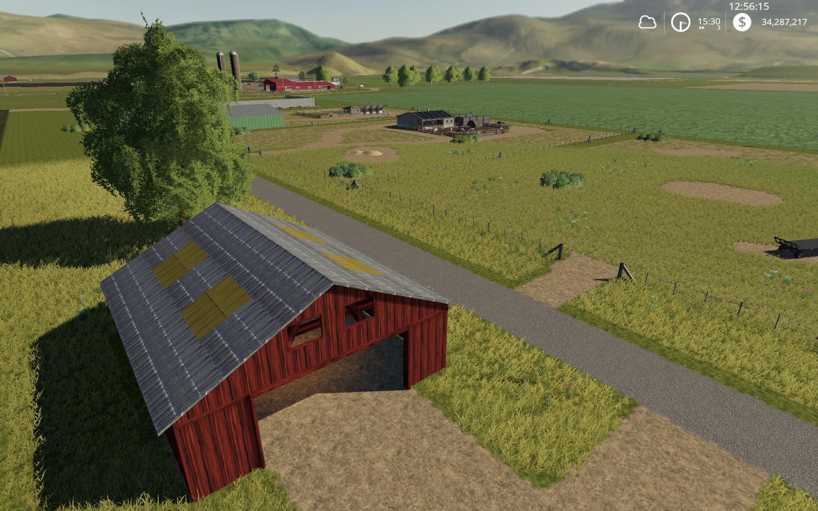 Jones Dairy Farm v1 2 Map FS 19 - Farming simulator 17