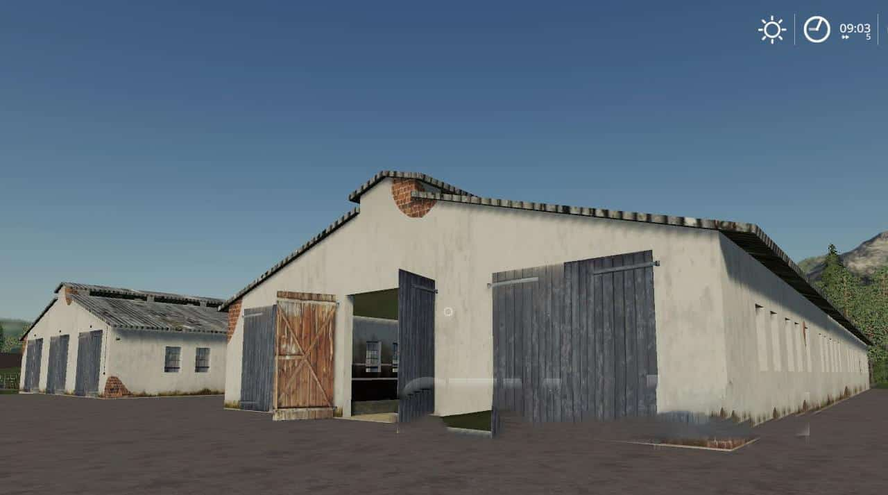 Kuhstall ls17 LS17 Cowshed
