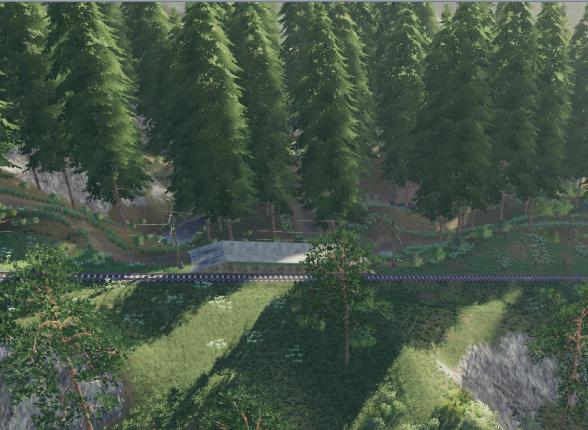 un petit coin de paradis rectifie v2 0 map fs19 farming simulator 17 2017 mod. Black Bedroom Furniture Sets. Home Design Ideas