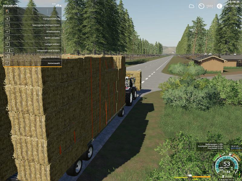 Fliegl DPW 180 Autoload v1 4 FS 19 - Farming simulator 17 / 2017 mod