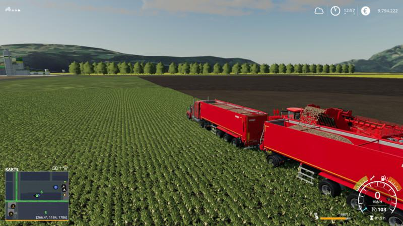Frohnheim Multifruit v1 0 Map Mod - Farming simulator 17