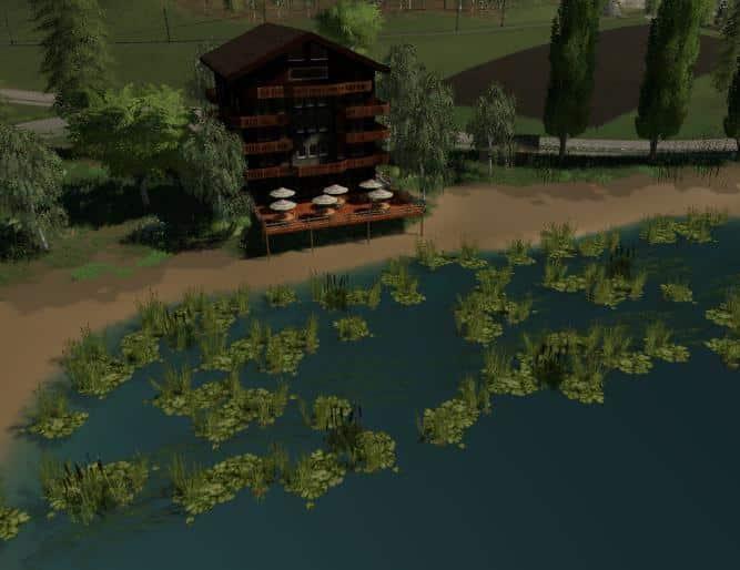 Felsbrunn Edit v2 0 Map FS19 - Farming simulator 17 / 2017 mod