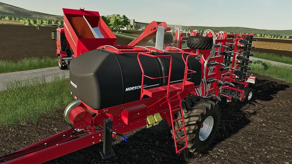 Horsch Pack v1 0 0 0 FS 19 - Farming simulator 17 / 2017 mod