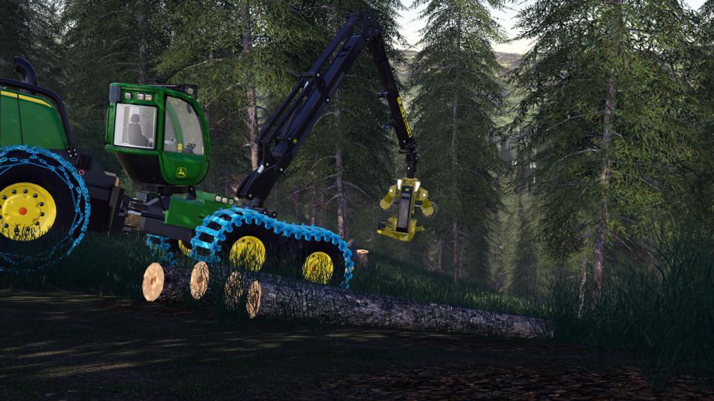 JD 1470G v1 0 0 0 FS 19 - Farming simulator 17 / 2017 mod