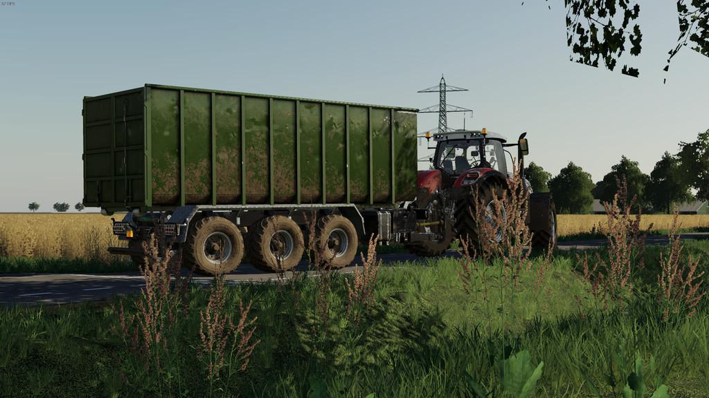 Lizard Container v1 0 0 0 FS 19 - Farming simulator 17