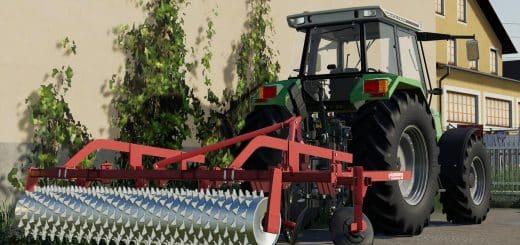 John Deere BA 725 v1 0 0 0 FS19 - Farming simulator 17 / 2017 mod