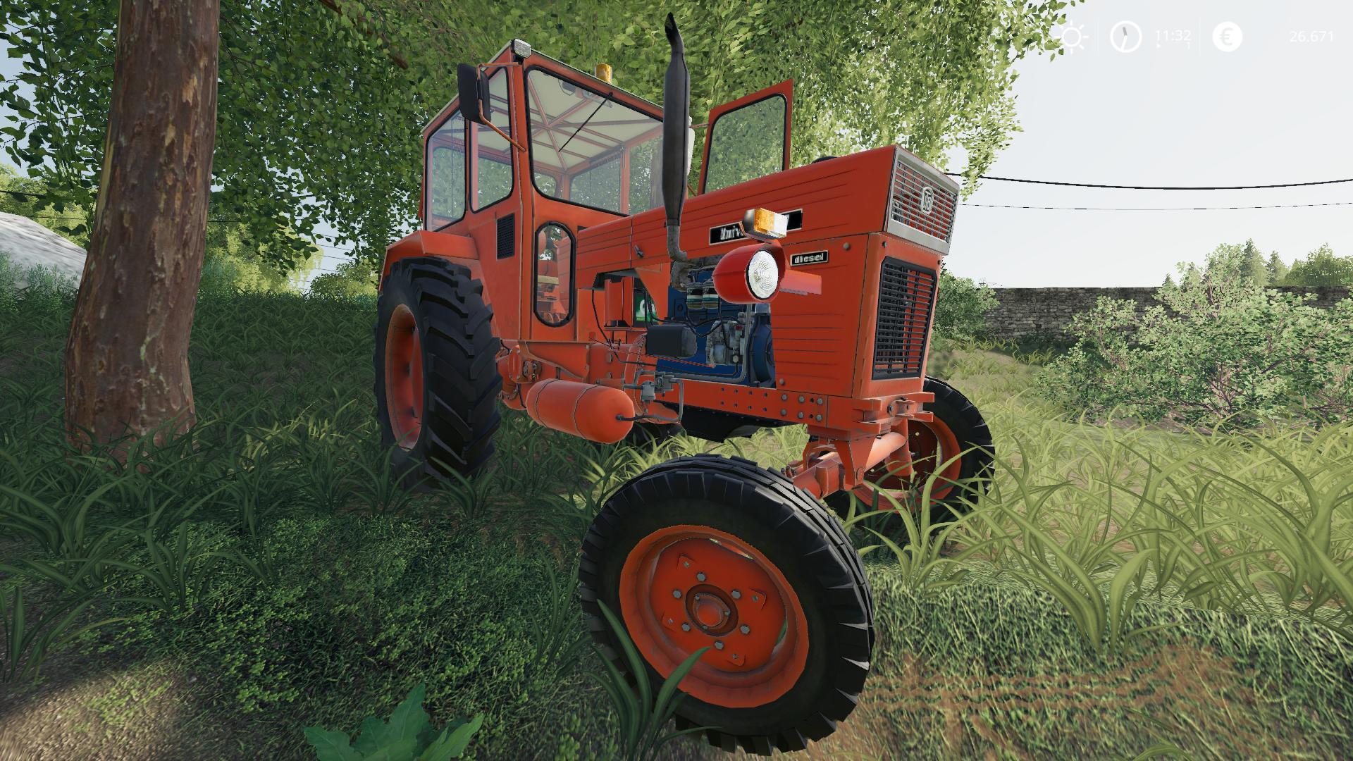 Universal 650 Special 1 0 0 0 Tractor FS 19 - Farming simulator 17