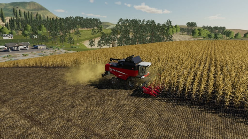 The Pacific Northwest 19 1 0 0 1 FS19 - Farming simulator 17 / 2017 mod