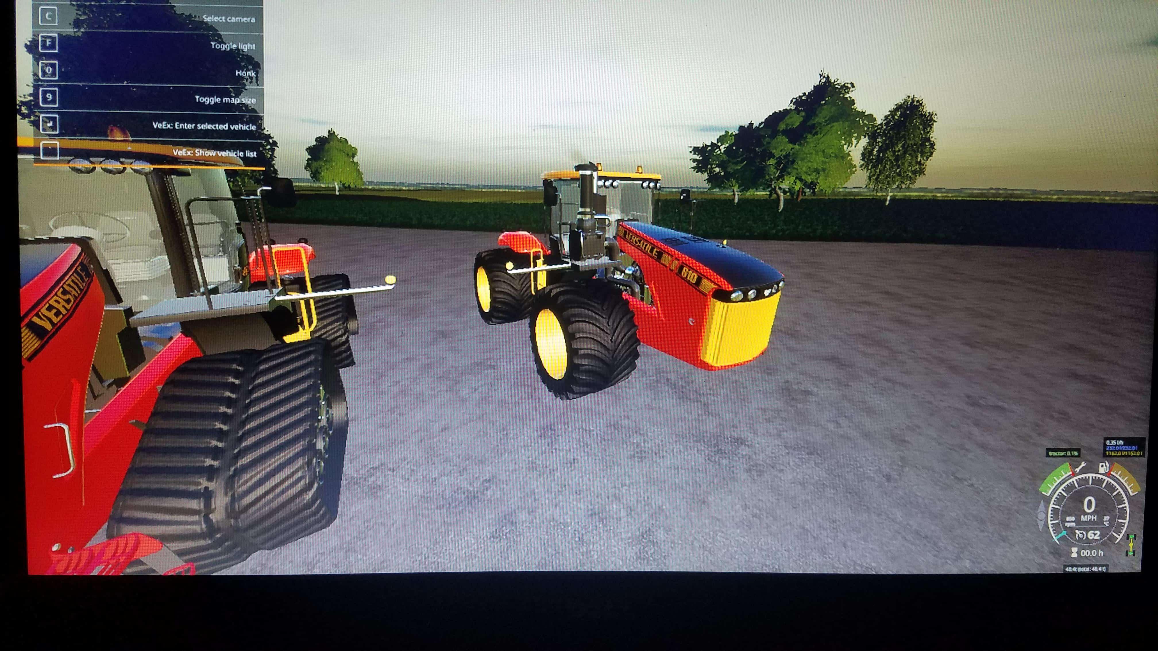 Versatile 610 HP v1 0 FS 2019 - Farming simulator 17 / 2017 mod