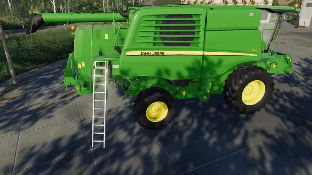 John Deere T560 Pack v1 0 0 0 FS 19 - Farming simulator 17