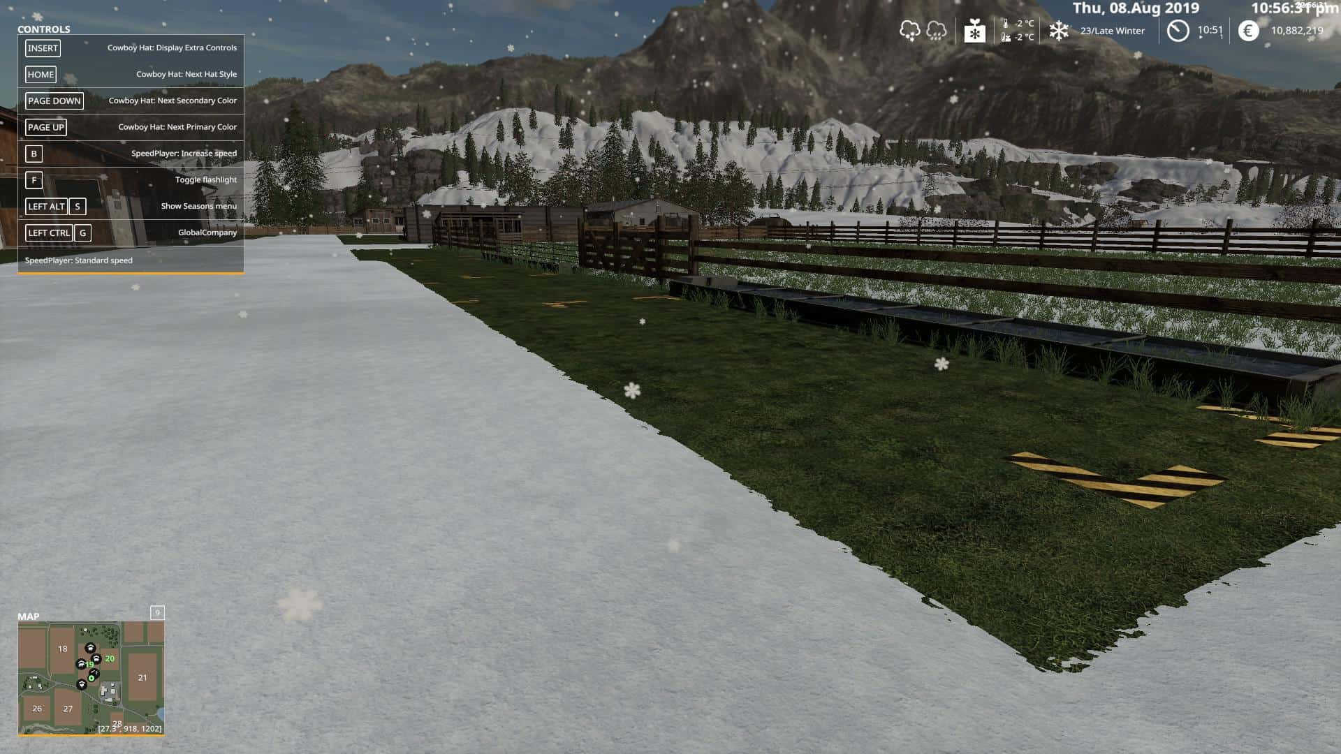A JnJ Animal and Silo Placeable modPack Final FS 19