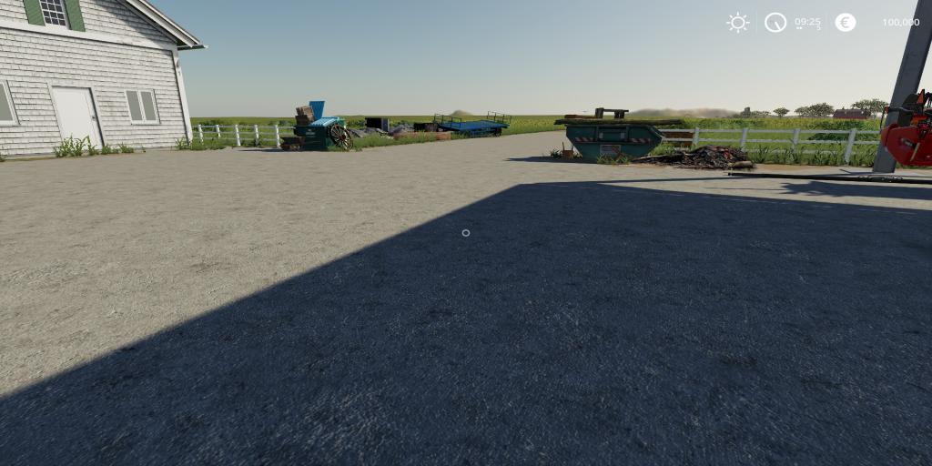 AMERICAN FARMER v1 2 Map FS 19 - Farming simulator 17 / 2017 mod